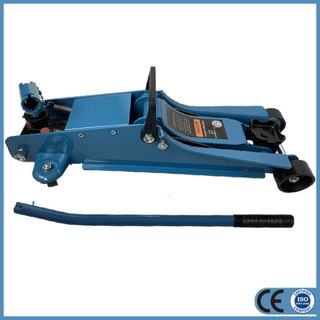 Low Profile 2.5 Ton Hydraulic Floor Jack with Rotation Handle