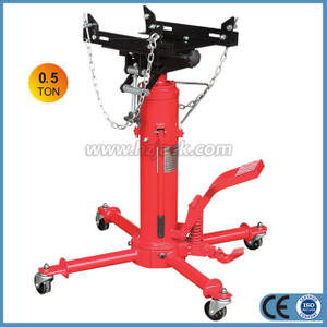 Heavy Duty 2 Stage High Lift Hydraulic Transmission Jack