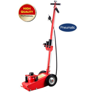 Air floor jack 22 ton