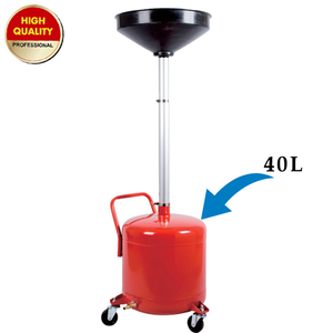 40L portable collecting oil machine