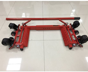 Mechanical vehicle positioning jack 2000lbs