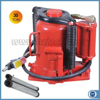 30 Ton Air over Hydraulic Bottle Jack