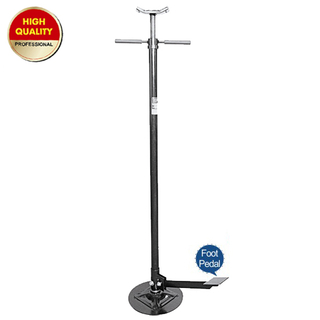 High Position Jack Stand with foot peal