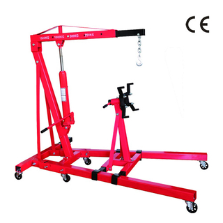 2Ton Shop Crane with Engine Stand