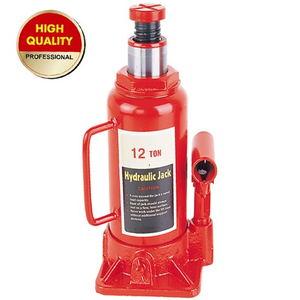 12Ton Hydraulic Bottle Jack