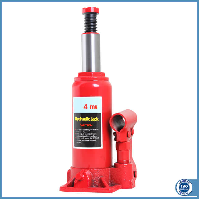 4 Ton Car Hydraulic Bottle Jack