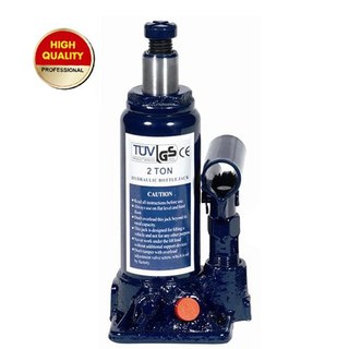 2ton hydraulic bottle jack with safety valve