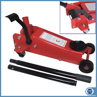 3 Ton Automotive Hydraulic Floor Jack with Foot Paddle