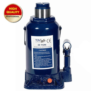 20ton hydraulic bottle jack with safety valve