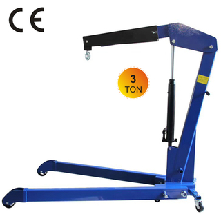 3 ton heavy duty shop crane-European style