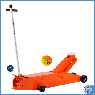 Heavy Duty 10 Ton Hydraulic Long Floor Jack