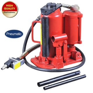 Air hydraulic bottle jack 12 ton