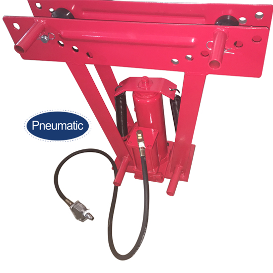 Pneumatic/hydraulic 12 ton pipe bender from China