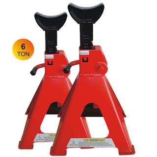 6 ton jack stand with pads