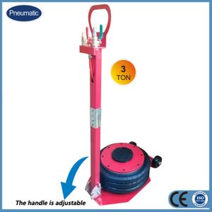 Pneumatic 3 Ton Airbag Jack for Car