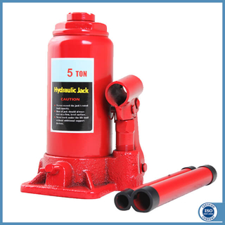 5 Ton Vehicle Hydraulic Bottle Jack