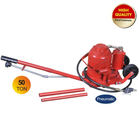50 ton air hydraulic bottle jack from China manufacturer ...