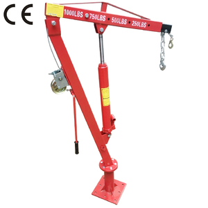 1000LB Pickup Truck Crane with winch