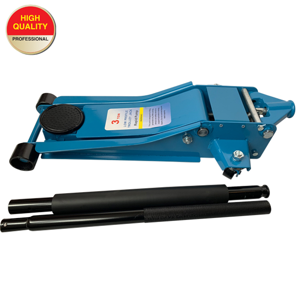 Super low 3 ton floor jack